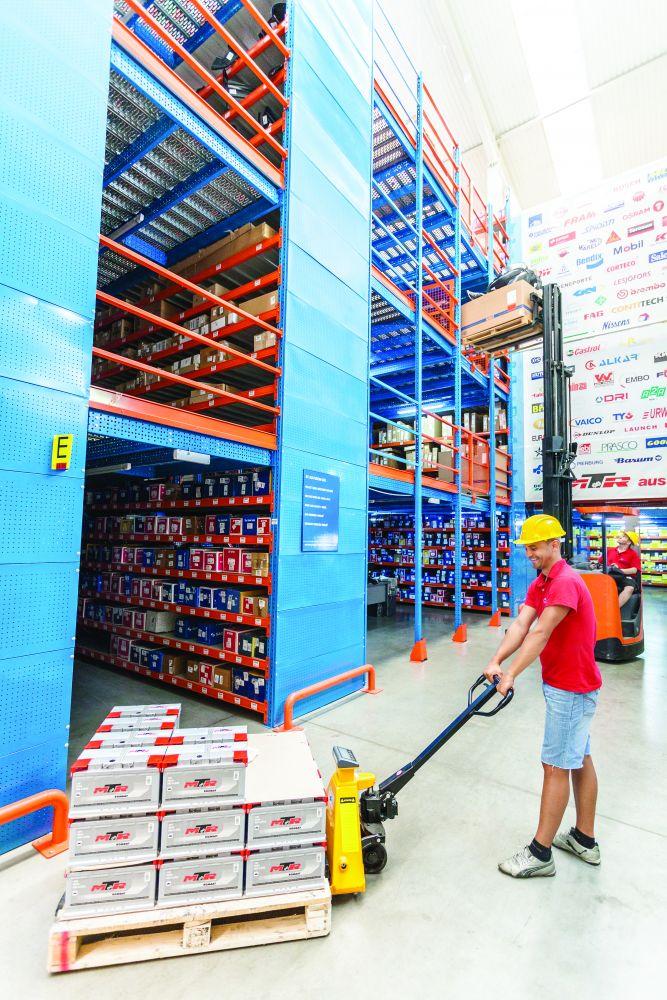 Logistics Materom
