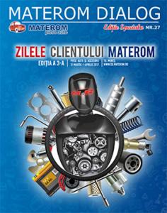 Materom Dialog editia 27