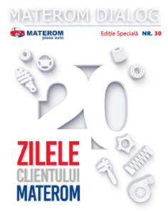 Materom Dialog editia 30