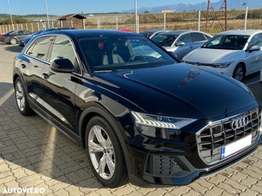 Audi Q8 3.0-3