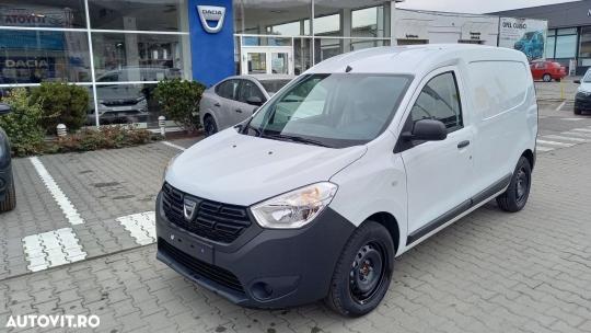Dacia Dokker Van-5