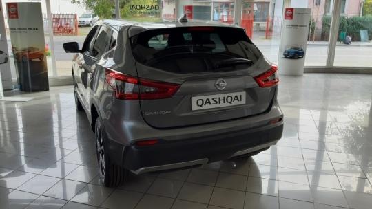 Nissan Auto Rulate Qashqai Gri 1.5