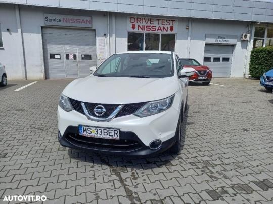 Nissan Qashqai 1.5-2