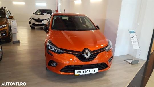 Renault Clio E-TECH-2