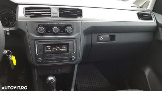 Volkswagen Caddy 2.0-10