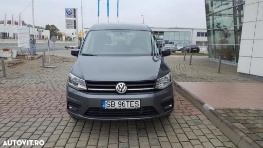 Volkswagen Caddy 2.0-2