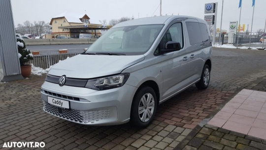Volkswagen Caddy 2.0-3