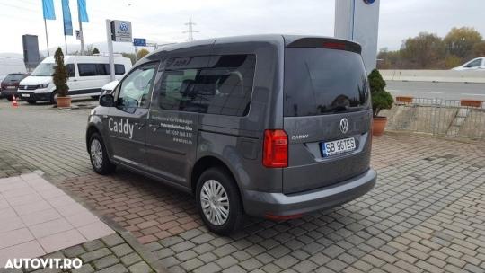 Volkswagen Caddy 2.0-4
