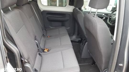 Volkswagen Caddy 2.0-7