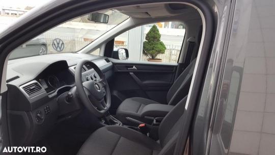 Volkswagen Caddy 2.0-8