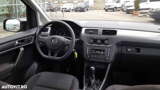 Volkswagen Caddy 2.0-9