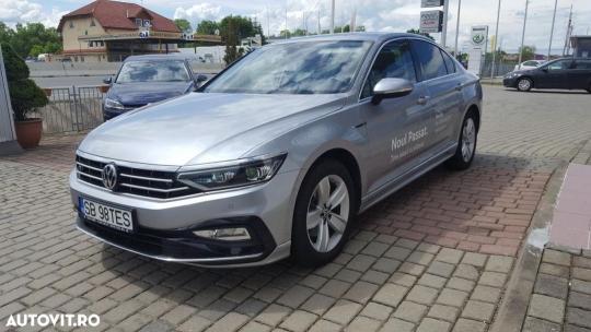 Volkswagen Passat-3