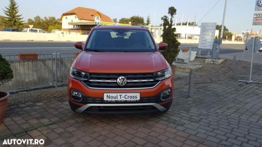 Volkswagen T-Cross 1.0-2