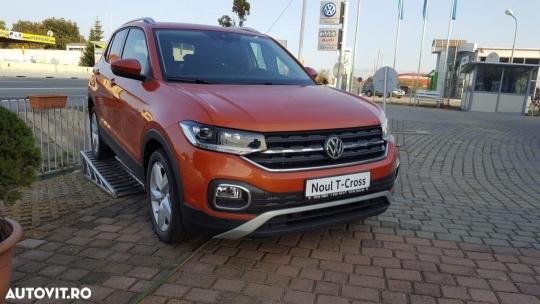 Volkswagen T-Cross 1.0-3