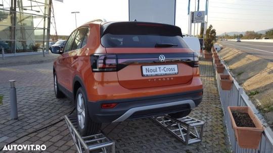 Volkswagen T-Cross 1.0-4