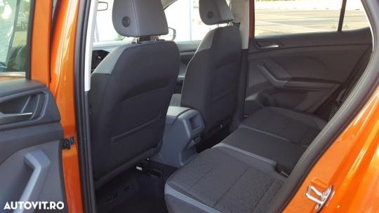 Volkswagen T-Cross 1.0-6