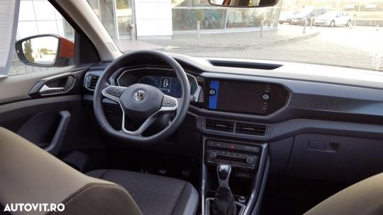 Volkswagen T-Cross 1.0-8