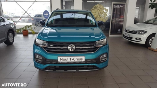 Volkswagen T-Cross 1.6-2