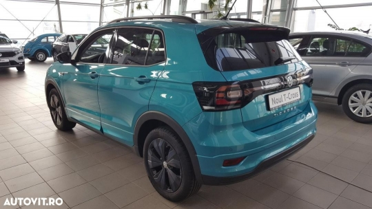 Volkswagen T-Cross 1.6-4