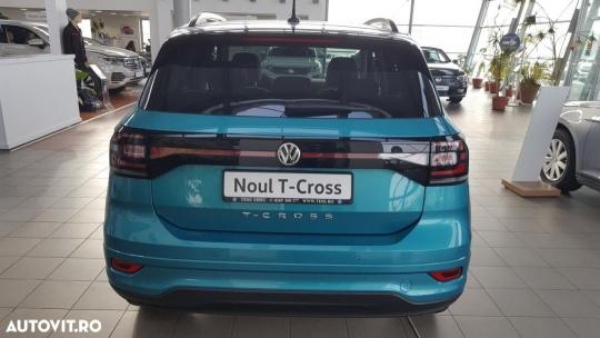 Volkswagen T-Cross 1.6-5